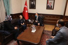 Cumhurbaşkanı Erdoğan'ın tedavisini üstlendiği Taha'ya doğum günü