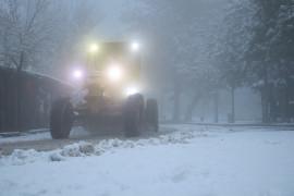 Elazığ Belediyesi kış mevsimi ile ilgili tedbirlerini aldı