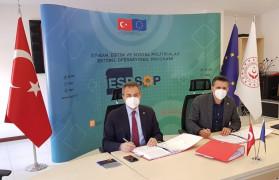 Elazığ TSO, AB Hibe projesi protokolü imzalandı