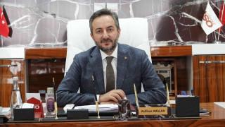 """Elazığ TSO Başkanı Aslan:"""" İş dünyası olarak 2021 için umutlu ve heyecanlıyız"""""""