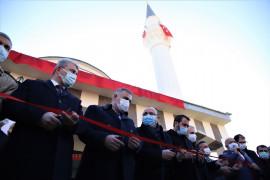 Elazığ'da 300 kapasiteli 'TOKİ Cami' hizmete açıldı