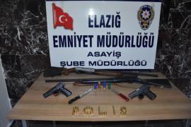 Elazığ'da 61'i aranan 89 şahıs yakalandı, 18'i tutuklandı