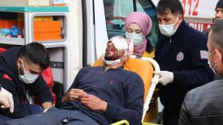 Elazığ'da bıçaklı kavga: 1 yaralı