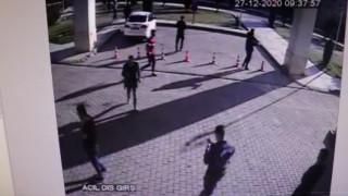 Elazığ'da deprem anları saniye saniye kameralara yansıdı
