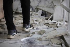 Elazığ'da depremi yaşayan vatandaşlar korku dolu anları anlattı