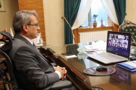 FKA'nın Aralık ayı toplantısı video konferansla yapıldı