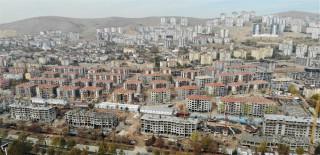 Hem yıkım, hem yapım çalışması sürüyor, bir mahalle 2 bin 251 konutla hızla dönüşüyor