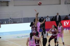 Kadınlar Basketbol Süper Ligi: Elazığ İl Özel İdare: 89 – Kayseri Basketbol: 76