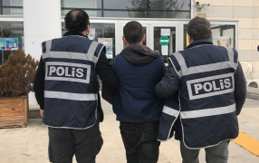 Medya genel müdürünün aracını kurşunlayan 2 şüpheli yakalandı