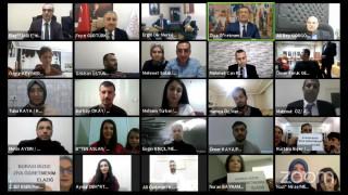 """""""Ziya Öğretmen ile Eğitim Buluşmaları"""" Elazığ'daydı"""