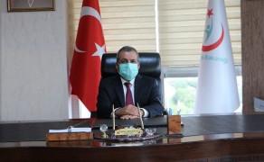 """Elazığ Sağlık Müdürü Polat,""""Aşı uygulaması çok önemli bir adım'"""