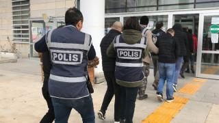 Elazığ'da 69 suç kaydı olan 4 hırsızlık şüphelisi yakalandı