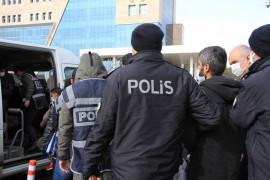 Elazığ'da çeşitli suçlardan aranan 7 şüpheli yakalanıp tutuklandı