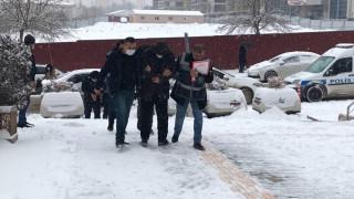 Elazığ'da hırsızlık şüphelisi 1 şahıs tutuklandı