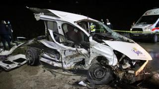 Elazığ'daki feci kazada ölü sayısı 3'e yükseldi
