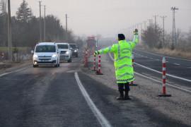 Jandarma ekipleri, trafik uygulamalarını yoğunlaştırdı