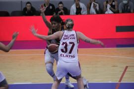 Kadınlar Basketbol Süper Ligi: Elazığ İl Özel İdare: 79 – Galatasaray: 87