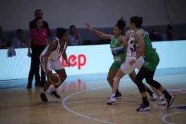 Kadınlar Basketbol Süper Ligi: Elazığ İl Özel İdare: 91 – İzmit Belediyespor: 82