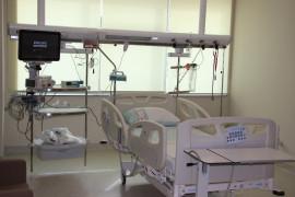 Şehir Hastanesi Çocuk Yoğun Bakım Ünitesi bölgeye hizmet veriyor