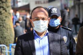 """Elazığ Valisi Erkaya Yırık, """"Paşamız vatan millet aşığı bir insandı, tüm Türkiye üzüldü"""""""