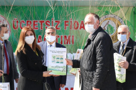 Elazığ'da İpekböceği yetiştiricilerine 26 bin fidan desteği