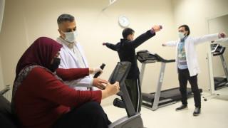 Elazığ'da Pulmoner Rehabilitasyon Merkezi hizmet vermeye başladı