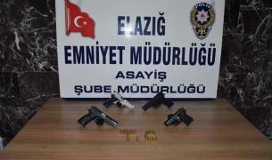 Elazığ'da bir haftada aranan 96 şahıs yakalandı, 17'si tutuklandı