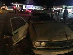 Elazığ'da iki otomobil çarpıştı: 4 yaralı