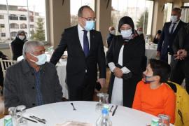 Elazığ'da şehit ailelerine yönelik program düzenlendi