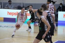 Kadınlar Basketbol Süper Ligi: Elazığ İl Özel İdare: 88 – Beşiktaş: 82
