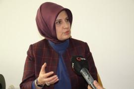 """Milletvekili Sermin Balık, """"Türkiye'de daha önce hiç görülmemiş muazzam bir dönüşüm oldu"""""""