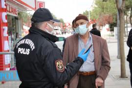 """Pandemi ile mücadelede yeni tedbir sokakta """"HES"""" kodu uygulaması başladı"""