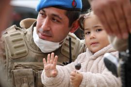 Suriye'den yurda dönen komandolar, aileleriyle buluştu duygusal anlar yaşandı