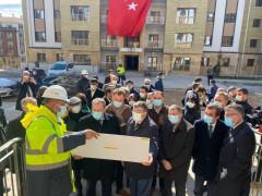 TBMM Deprem Araştırma Komisyonu, Elazığ'da saha incelemesi yaptı