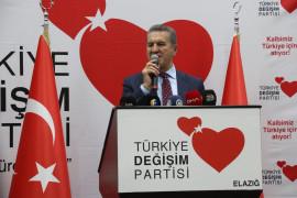 """TDP Genel Başkanı Sarıgül: """"Biz Ankara'ya kimsenin sofrasına oturmaya, kimsenin sofrasında bulunmaya gitmiyoruz"""""""