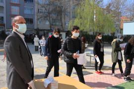 Öğrenciler, Milli Savunma Üniversitesi'ne girmek için ter döktü