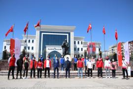 Elazığ'da 19 Mayıs Atatürk'ü Anma, Gençlik ve Spor Bayramı