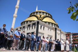 Elazığ'da Filistinli şehitler için gıyabi cenaze namazı kılındı