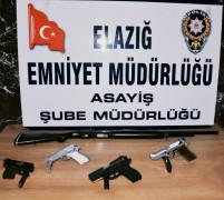 Elazığ'da aranan 92 şahıs yakalandı, 34'ü tutuklandı
