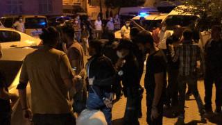 Sanatçı kurşun yağdırdı, yakalanıp gözaltına alındı