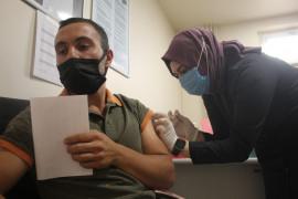 280 bin doz aşı yapılan Elazığ'da 25 yaş üstü vatandaşlar aşı olmaya başladı