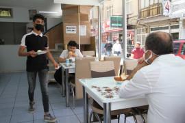 Elazığ'da esnaf normalleşme süreciyle nefes aldı