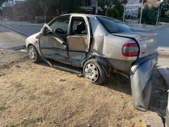 Elazığ'da otomobil ile hafif ticari araç çarpıştı: 3 yaralı