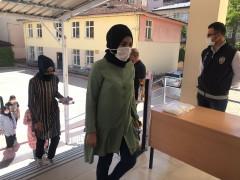 Elazığ'da pandemi tedbirleri altında LGS heyecanı