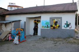 Gençlerden alkışlanacak hareket, 3 çocuk annesine ev sürprizi