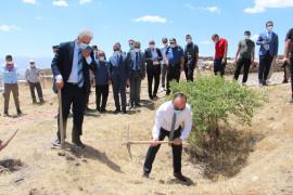 Harput kalesinde bin metrekarelik alanda kazı çalışması yapılacak