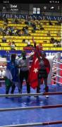 Zelal Şengür, Özbekistan'da altın madalya aldı