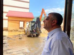 """CHP Elazığ Milletvekili Erol: """"Burada Elazığ'da gördüğüm tabloyu görüyorum, devlet burada"""""""