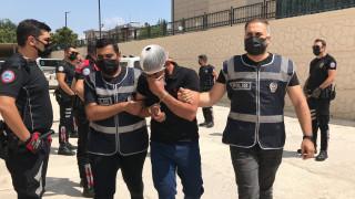 Elazığ'da 1 kişiyi öldürüp 6 kişiyi yaralayan şüpheli adliyeye sevk edildi