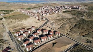 Elazığ'da deprem konutları ile adeta bir ilçe kuruldu, 15 bin kişi yaşayacak